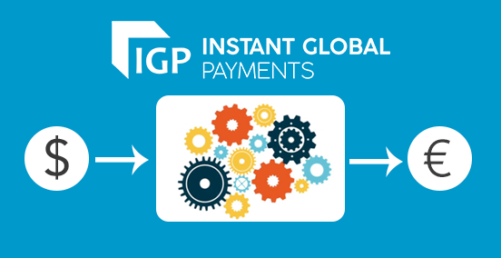 Instant Global Payment internal operations