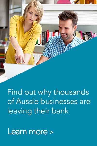 why australian businesses are leaving their bank